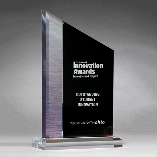 Digitally Printed Zenith Award