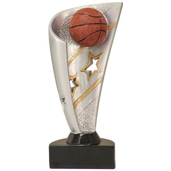 7 inch Basketball Banner Resin
