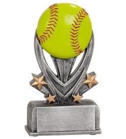 7 inch Softball Varsity Sport Resin