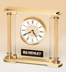 Traditionally Styled Desk Clock