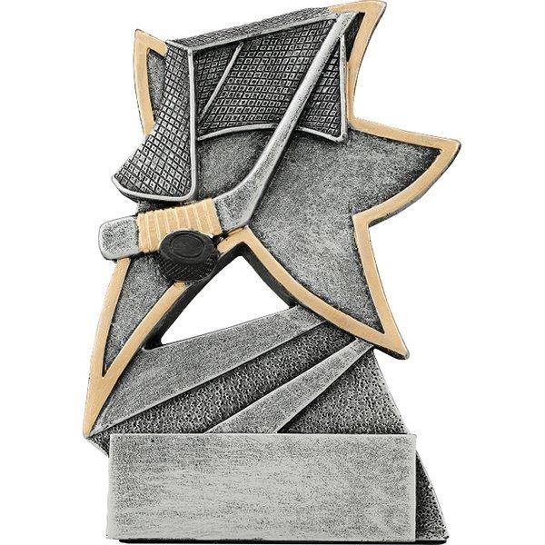 5 1/2 inch Hockey Jazz Star Resin