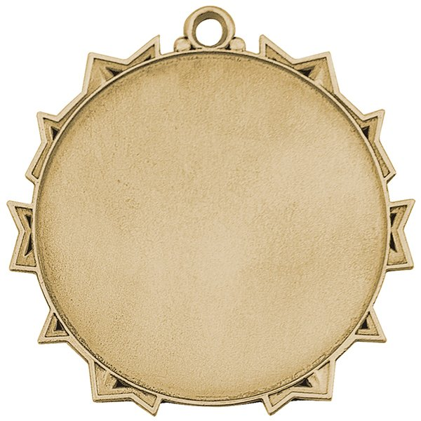 2 1/4 inch 2 inch Insert Holder Ten Star Medal