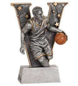 6 inch Male Basketball V Series Resin