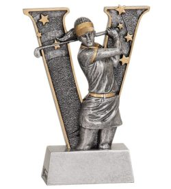 6 inch Female Golf V Series Resin