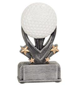 5 1/2 inch Golf Varsity Sport Resin