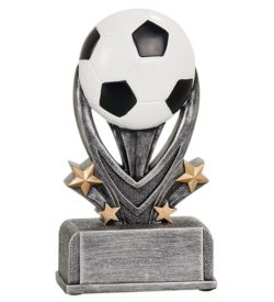 7 inch Soccer Varsity Sport Resin
