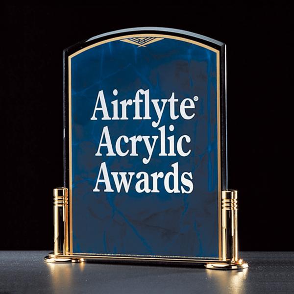 Marble Design Series Acrylic Award